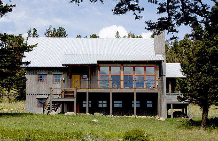 Nye Montana property