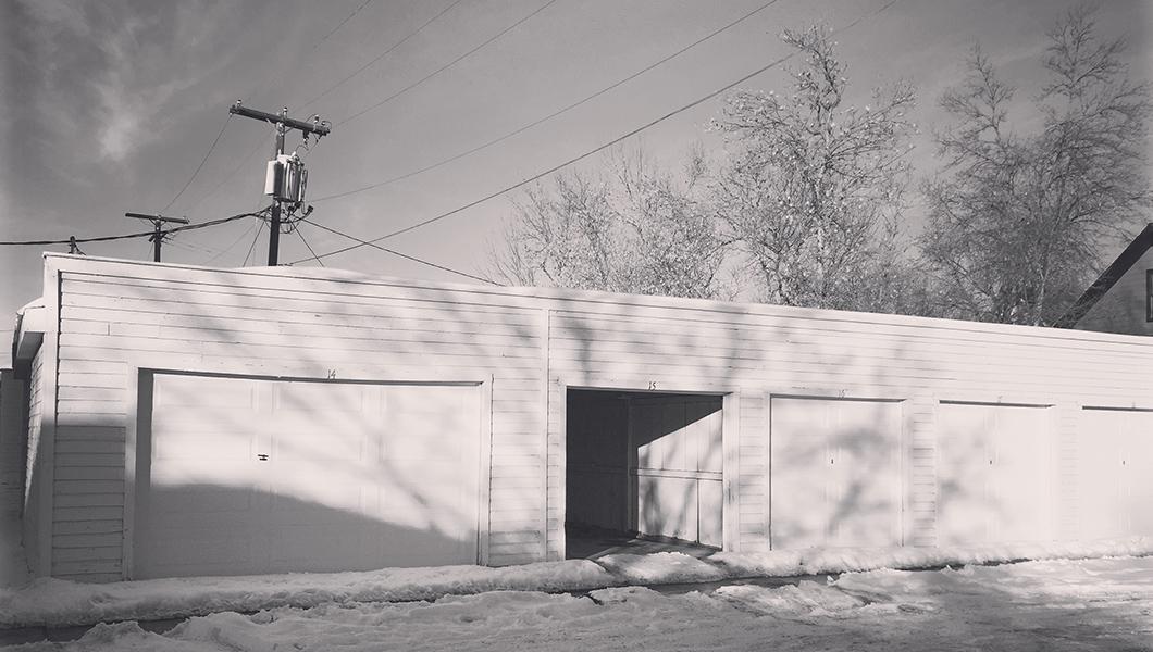 Blackmore garage