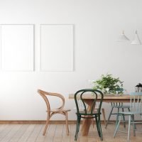 Simple home staging