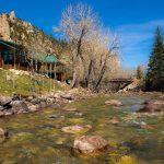 Rock Creek property in Montana