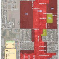 Midtown Bozeman Montana zoning map